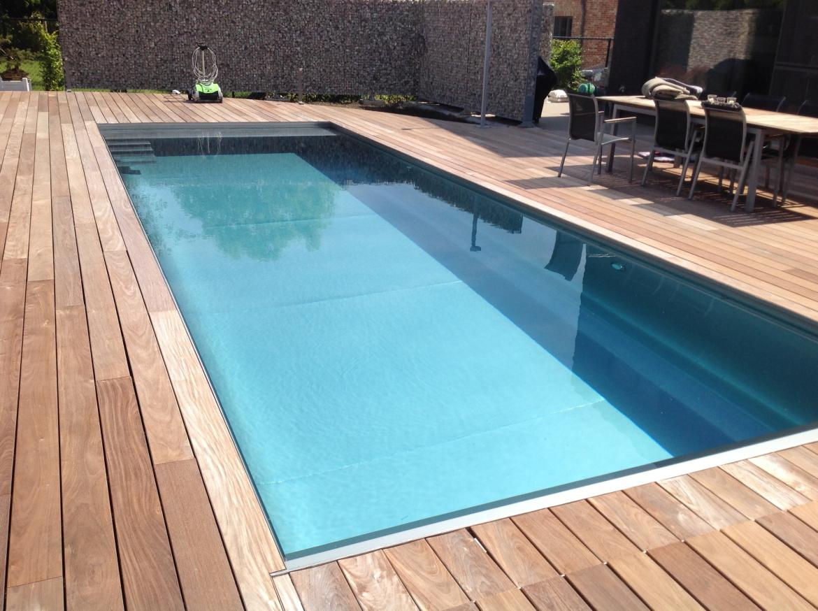 Stainless Steel Pools | Inox Zwembaden B.art